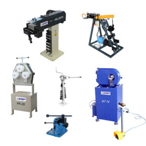 Pipe Fabrication & Iron Bar Forming Machines